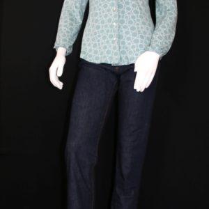 Jersey-Bluse Anno-design