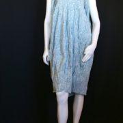 Paisley Rock als Kleid