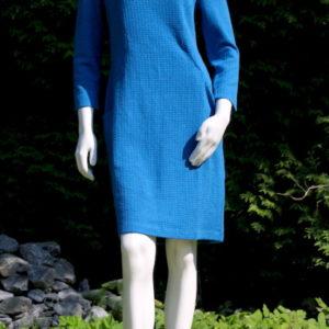 Madness Kleid blau