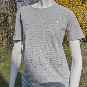 T-Shirt Möve, Herren, Greenbomb Kopie